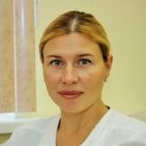 Врач высшей категории Тукало Марина Александровна