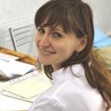 Врач высшей категории Бортулева Виктория Валерьевна