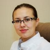 Врач первой категории Комарова Дарья Константиновна