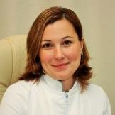 Врач высшей категории Елизарова Дарья Владимировна