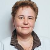 Врач высшей категории Лисицына Елена Алексеевна