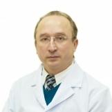 Врач высшей категории Борисов Сергей Владимирович
