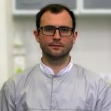 Врач высшей категории Тимченко Владимир Владимирович