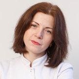 Врач высшей категории Поленникова Эльвира Сергеевна