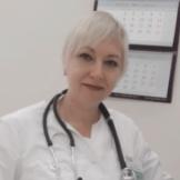 Врач высшей категории Соловьёва Арина Валерьевна