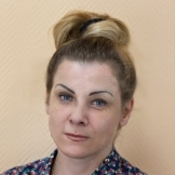 Врач первой категории Попова Оксана Геннадьевна