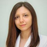 Врач второй категории Ревчук Екатерина Владимировна