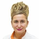 Врач высшей категории Селина Ксения Геннадьевна